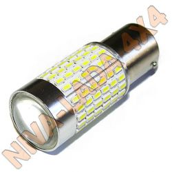 Лампа P21W SMD 144 Led, super WHITE, 15вт